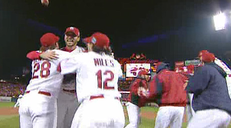 St. Louis Cardinals, 2006 World Series Winner